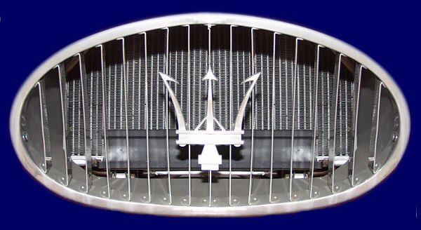 Enrico Maserati 世界的に有名なマセラティポータルサイトです。